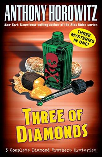 9780142402986: Three of Diamonds (Diamond Brother Mysteries)