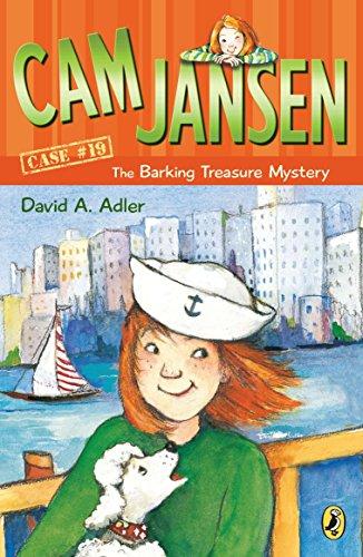 9780142403198: The Barking Treasure Mystery (Cam Jansen)