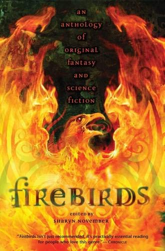 Firebirds: An Anthology of Original Fantasy and: Lloyd Alexander, Nancy