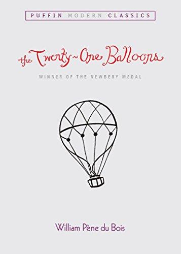 9780142403303: Twenty-One Balloons, The (Puffin Modern Classics)