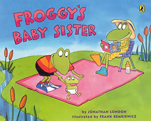 Froggy's Baby Sister (0142403423) by Jonathan London