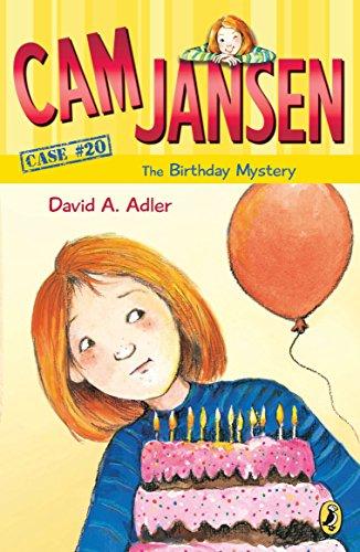 9780142403549: CAM Jansen: The Birthday Mystery #20 (Cam Jansen Adventure)
