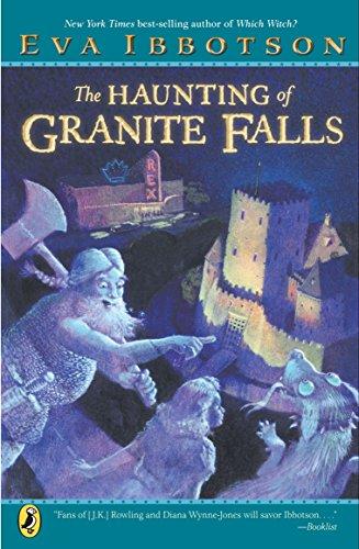 9780142403716: The Haunting of Granite Falls