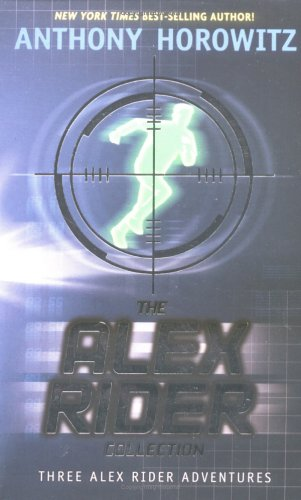 9780142403976: Alex Rider Collection