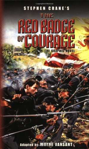 9780142404102: Red Badge of Courage (Puffin Graphics)