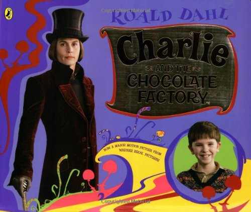 9780142404201: Charlie & Chocolate Factory movie picture book