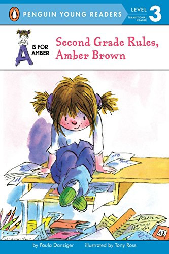 9780142404218: Second Grade Rules, Amber Brown (A Is for Amber)