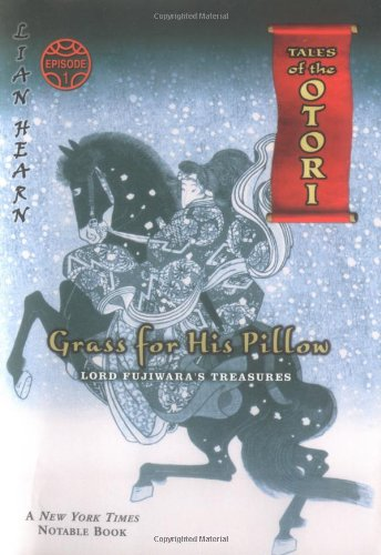 9780142404232: Grass For His Pillow, Episode 1: Lord Fujiwara's Treasures (Tales of the Otori, Book 2)