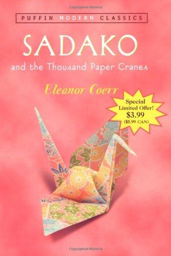 9780142404409: Sadako 1000 Paper Cranes PMC 3.99 Promo (Puffin Modern Classics)