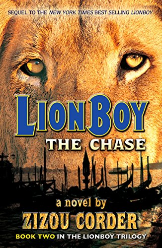 9780142404546: Lionboy: the Chase (Lionboy Trilogy)