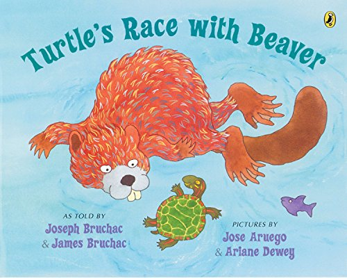 9780142404669: Turtle's Race with Beaver