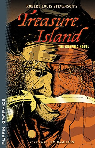 Treasure Island: The Graphic Novel (Puffin Graphics)