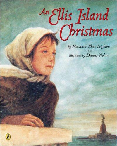 9780142405062: AN Ellis Island Christmas