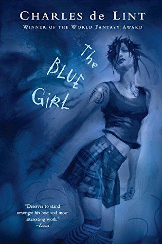 9780142405451: The Blue Girl