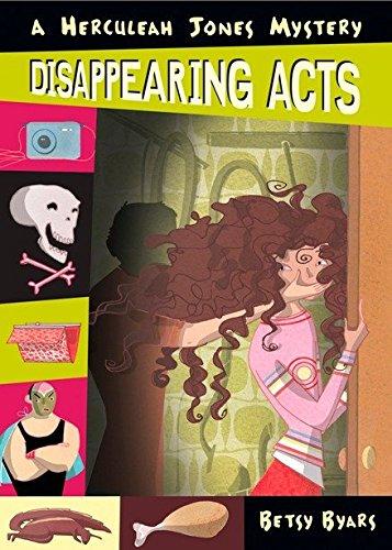 9780142405666: Disappearing Acts (Herculeah Jones Mysteries)