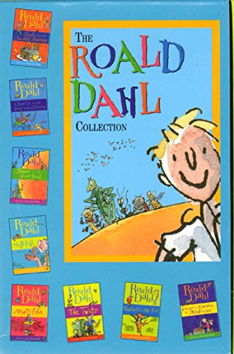 9780142405697: The Roald Dahl Collection