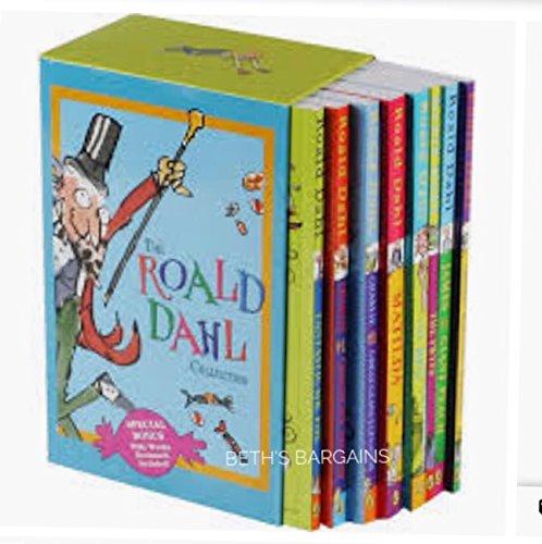 The Roald Dahl Collection: Dahl, Roald