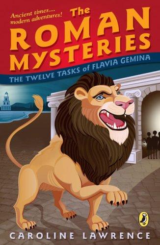 9780142405758: The Twelve Tasks of Flavia Gemina (Roman Mysteries)