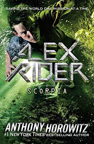 9780142405789: Scorpia: An Alex Rider Adventure (Alex Rider Adventures)
