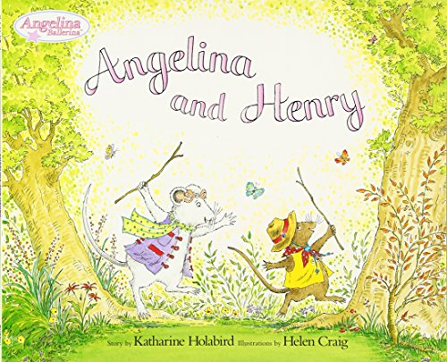 9780142405901: Angelina and Henry (Angelina Ballerina)