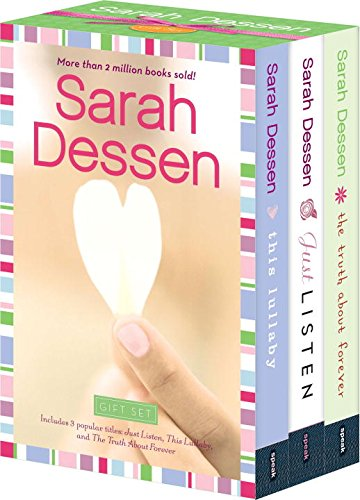 9780142405987: The Sarah Dessen: Just Listen, This Lullaby, the Truth About Forever