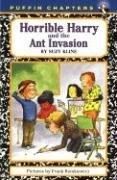 9780142406038: Horrible Harry and the Ant Invasion R/I