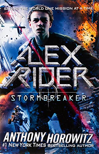 9780142406113: Stormbreaker: An Alex Rider Adventure