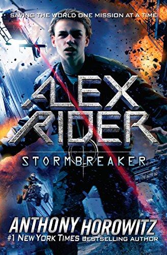 Stormbreaker (Alex Rider): Anthony Horowitz