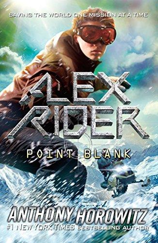 9780142406120: Point Blank (Alex Rider Adventure)