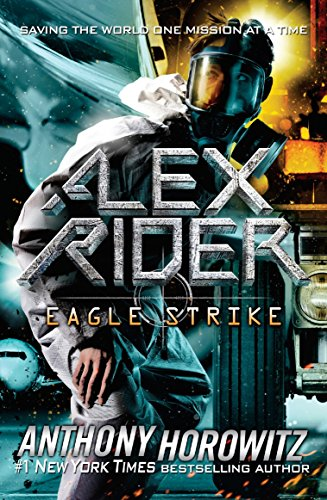 Eagle Strike (Alex Rider Adventure): Horowitz, Anthony