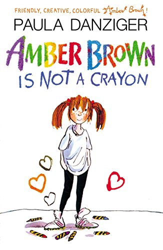 Amber Brown Is Not a Crayon (0142406198) by Paula Danziger