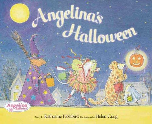 9780142406212: Angelina's Halloween (Angelina Ballerina)