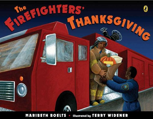 9780142406311: The Firefighter's Thanksgiving