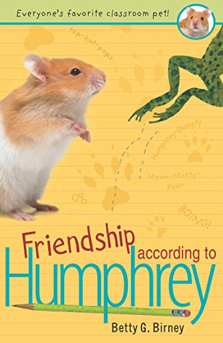 9780142406335: Friendship According to Humphrey (Humphrey (Quality))