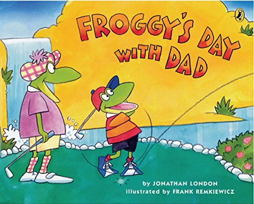 9780142406342: Froggy's Day with Dad