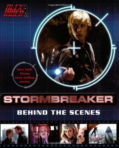 9780142406557: Stormbreaker: Behind the Scenes (Alex Rider)