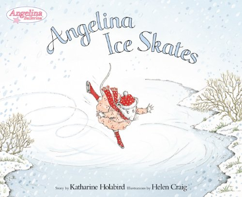 9780142406588: Angelina Ice Skates (Angelina Ballerina)