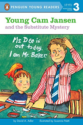 9780142406601: Young Cam Jansen and the Substitute Mystery