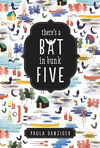 9780142406816: There's a Bat in Bunk Five