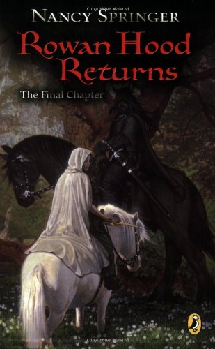 9780142406854: Rowan Hood Returns: The Final Chapter