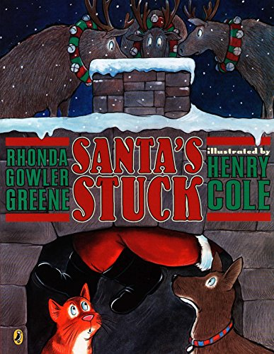 9780142406861: Santa's Stuck (Picture Puffin Books (Paperback))