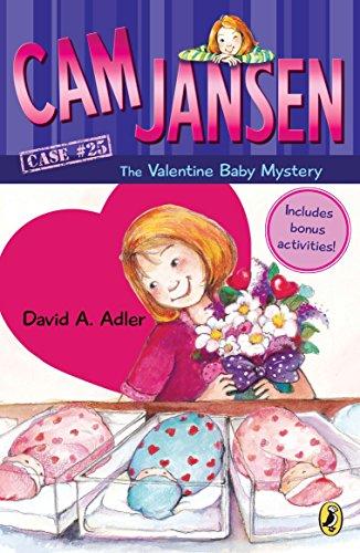 9780142406946: The Valentine Baby Mystery (Cam Jansen)