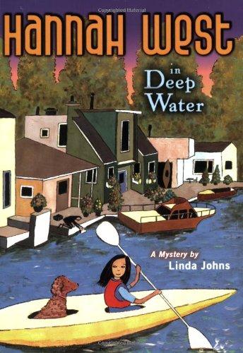 9780142407004: Hannah West in Deep Water