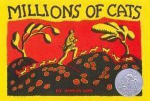 9780142407080: Millions of Cats (Gift Edition) (Picture Puffin Books)