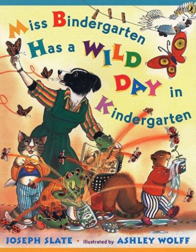 9780142407097: Miss Bindergarten Has a Wild Day in Kindergarten (Miss Bindergarten Books (Paperback))