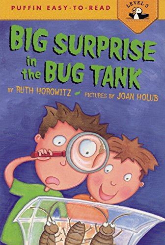 9780142407264: Big Surprise in the Bug Tank