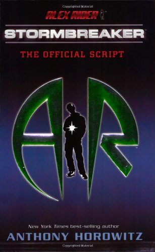 9780142407301: Alex Rider: Stormbreaker: The Official Script
