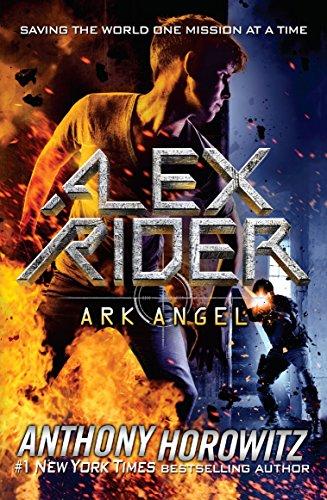 9780142407387: Ark Angel (Alex Rider Adventures)