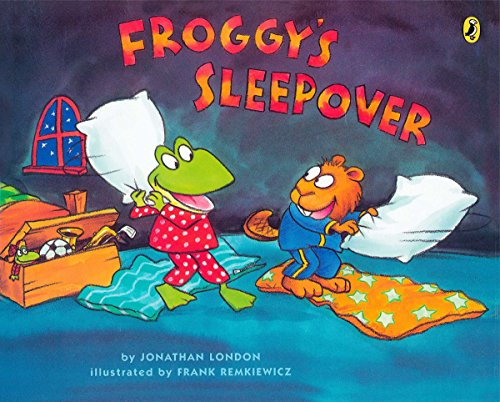 Froggy's Sleepover (014240750X) by London, Jonathan