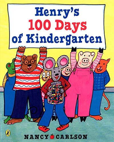 9780142407585: Henry's 100 Days of Kindergarten